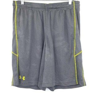 "Under Armour Men's 10"" Basketball Shorts Loose"